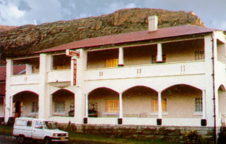 Mountain View Hotel, Lady Grey in the 1970's
