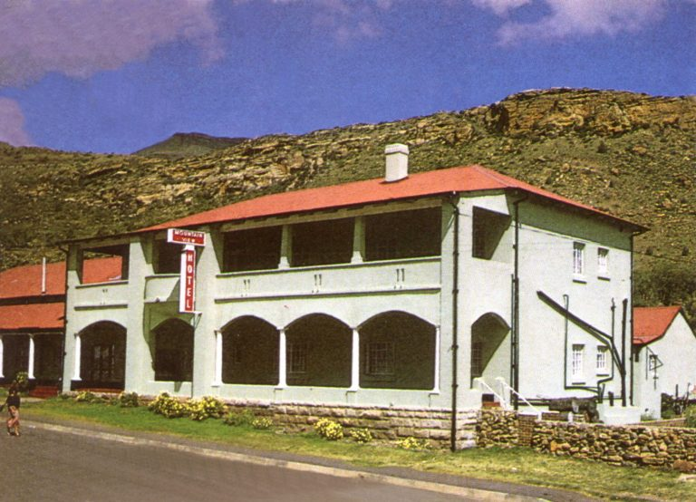 Mountain View Hotel, Lady Grey, 1980 - 1990