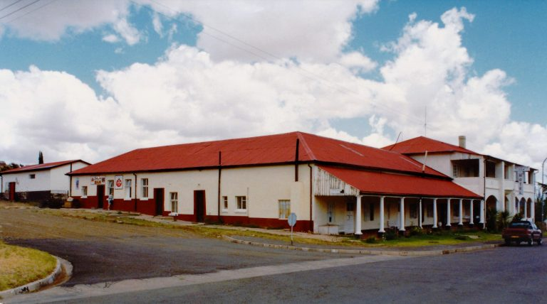 Mountain View Hotel, Lady Grey in 1993
