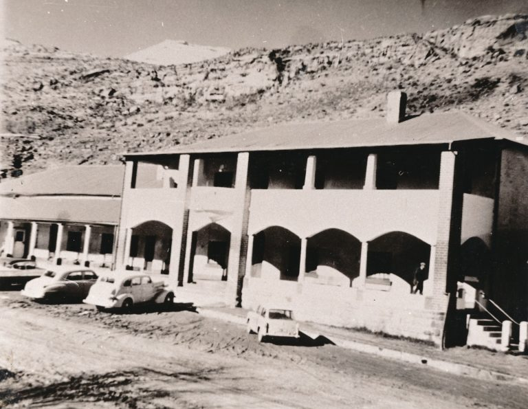 Mountain View Hotel, Lady Grey in 1950's